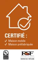 RSF Mobile Home Hangtag - F